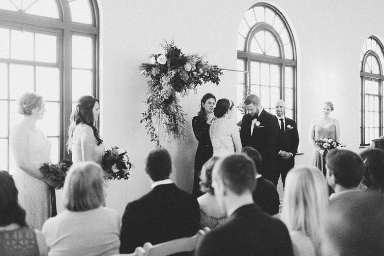 fremont-abbey-boho-wedding-seattle-hope-andy-500-of-866 Intimate Fremont Abbey Wedding - Hope + Andy Weddings