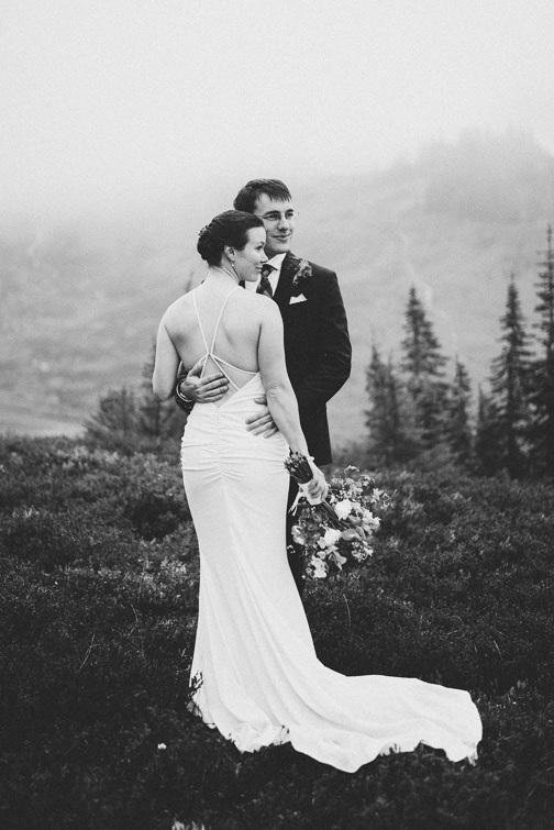mt-rainier-wedding-paradise-jaclyn-david-374-of-486 Misty Mount Rainier Elopement - Jaclyn + David Elopements Weddings