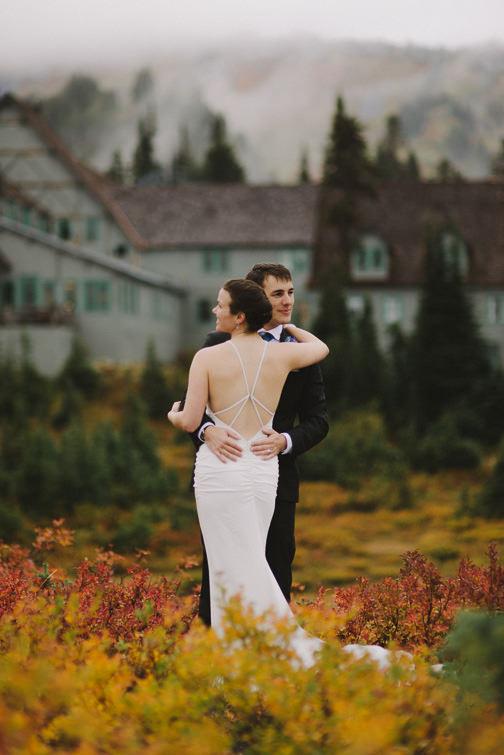 mt-rainier-wedding-paradise-jaclyn-david-399-of-486 Misty Mount Rainier Elopement - Jaclyn + David Elopements Weddings