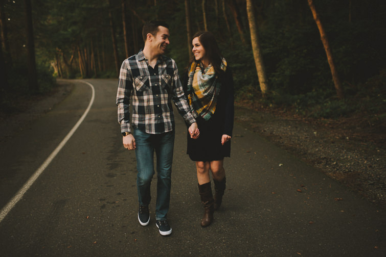 point-defiance-engagement-session-liz-justin-141-of-170 Woodsy PNW Engagement Session - Liz + Justin Engagements