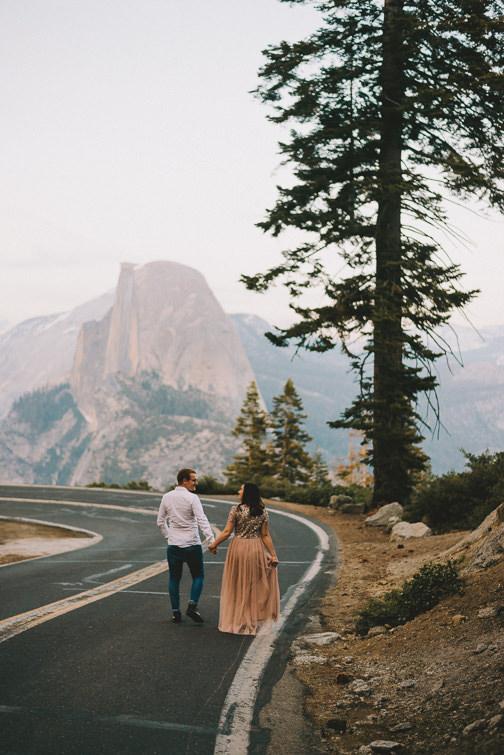 yosemite-engagement-national-park-california-photographer-95-of-65 Yosemite Engagement Session - Nicole + Johannes Engagements